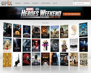 EPIX gets first dibs on 'Hunger Games' and 'The Avengers'