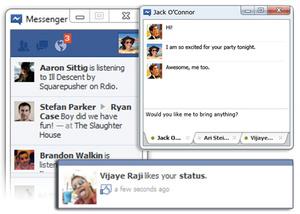 Facebook Messenger now available for Windows