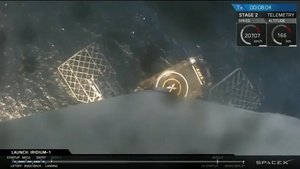 SpaceX laukaisi Falcon 9:n, video tarjosi näkymän koko matkan avaruuteen ja takaisin