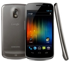 Samsung unveils Galaxy Nexus with Android 4.0, SDK available now