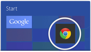 Get your Google Back on Windows 8!
