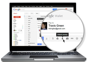 VIDEO: Send money through Gmail attachments with Google Wallet