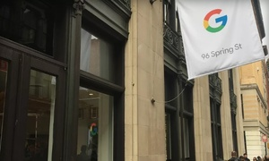 Google's NYC pop-up shop is now open