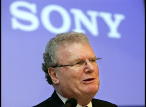 Sir Howard Stringer retiring from Sony in June