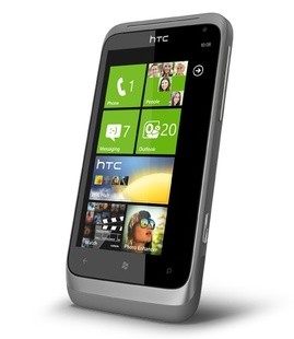 Windows Phone Mango ja HTC Radar testiss�