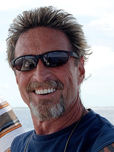 Antivirus pioneer John McAfee wanted for murder in Belize
