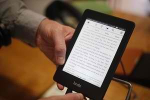 Amazon Kindle Paperwhite gets update to OS