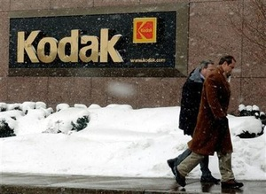 Judge approves Kodak patent sale