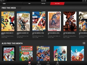 Marvel makes unlimited subscription service available to iOS users