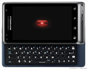 Motorola Droid 2 now official, original Droid retired