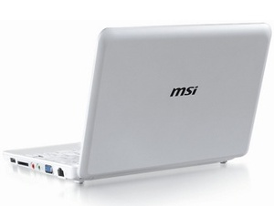 Testiss� MSI Wind U100