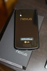 LG says 'don't blame us' for Nexus 4 supplies