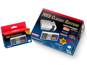 """Nintendo announces """"mini"""" NES Classic Edition with 30 games built-in"""