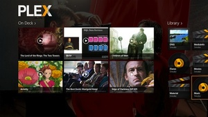 Plex is coming to the Xbox One via a third-party developer