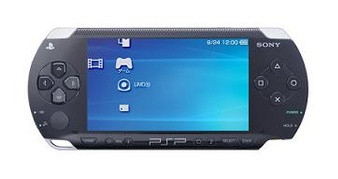 PSP firmware gets updated