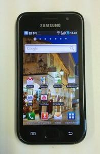 Testissä Samsungin Android-lippulaiva Galaxy S