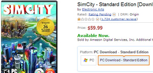 Owners of 'SimCity' can now claim their free EA game following debacle