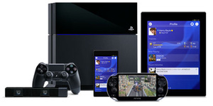 PS4 counts 11 entertainment apps at launch