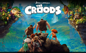 Rovio launching 'Croods' game