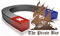 Download een kopie van The Pirate Bay
