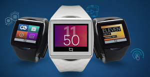 Qualcomm's Toq smartwatch is here, priced at $350
