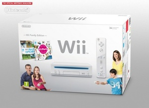 Nintendo unveils slimmed down Wii with no GameCube support