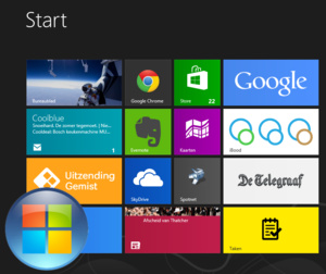 Windows 8.1 direct opstarten naar klassieke desktop
