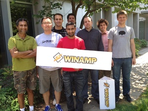 Will Microsoft ride in as white knight to save Winamp from its imminent demise?