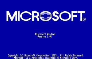 Microsoft turns 30 years old