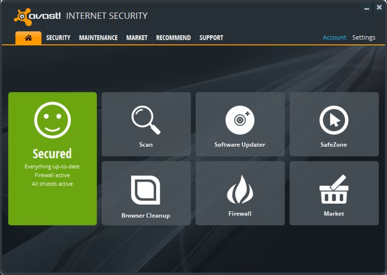 avast internet security 9 full crack software